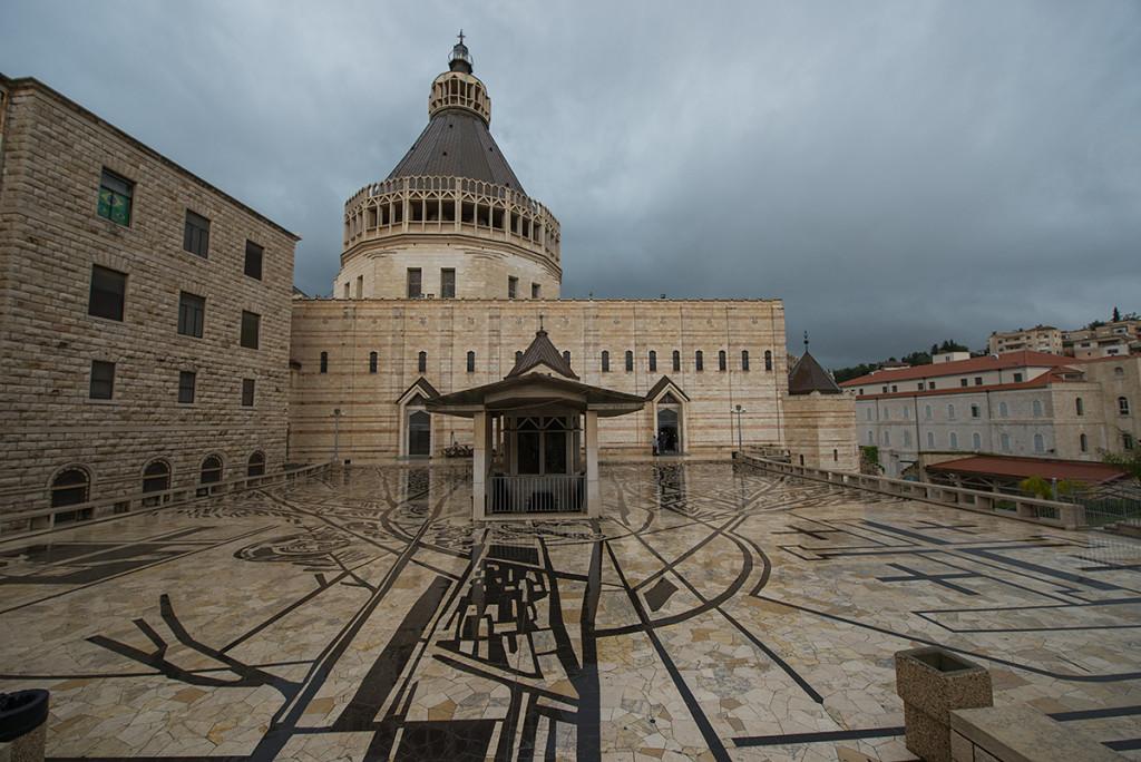 bazilika zvestovani nazaret