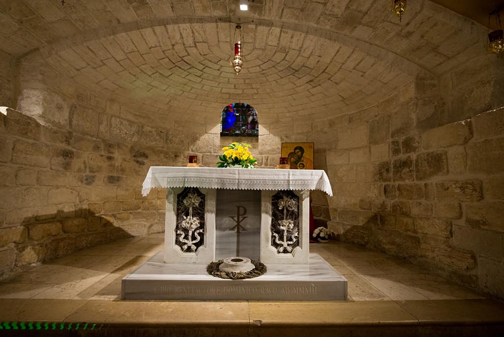 DSC_6004sklepeni kostelu v nazaretu