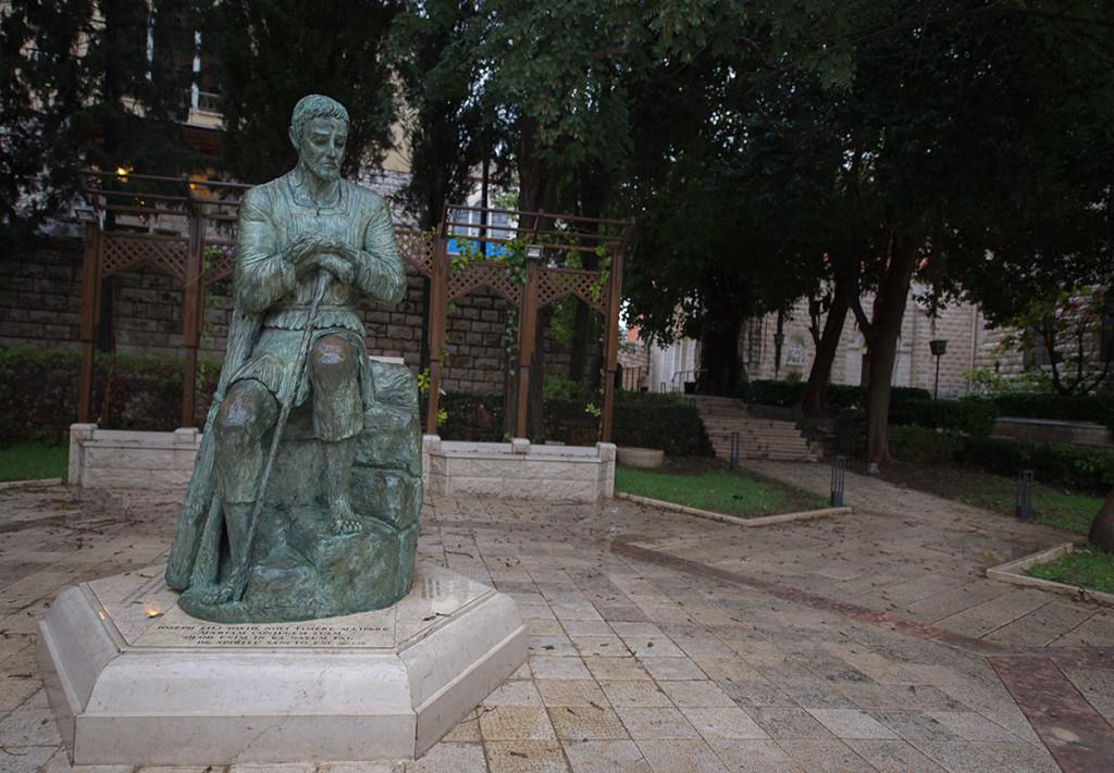 DSC_6021bronzova socha josefa v nazaretu