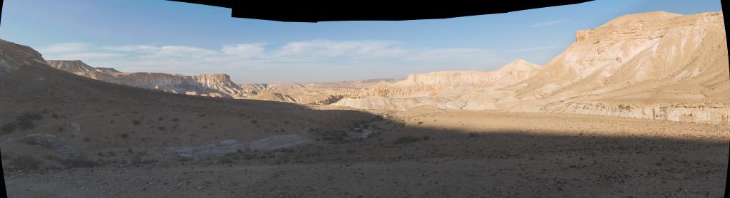 En Akev - Negevská poušť