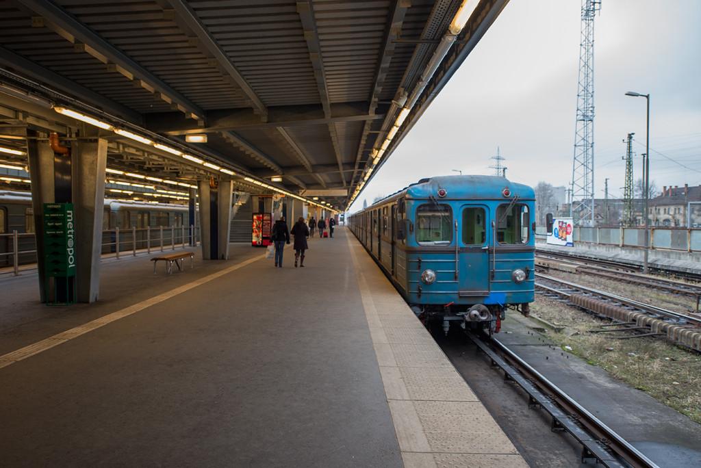metro budapest letiste