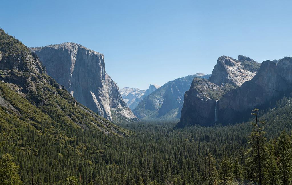 Yosemitský NP