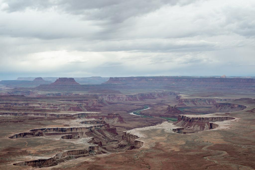 národní park Canyonlands