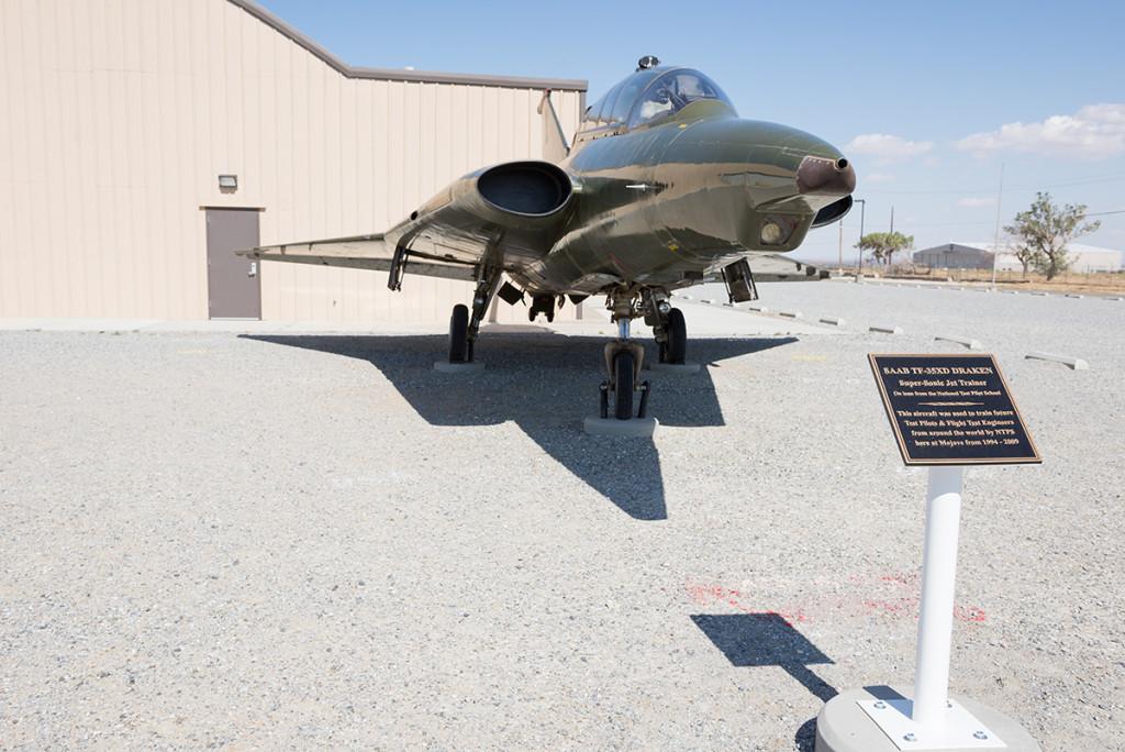 Saab TF-35XD Draken