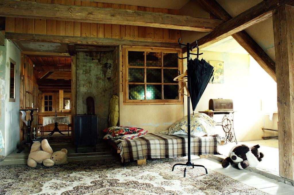airbnb ubytovani v soukromi