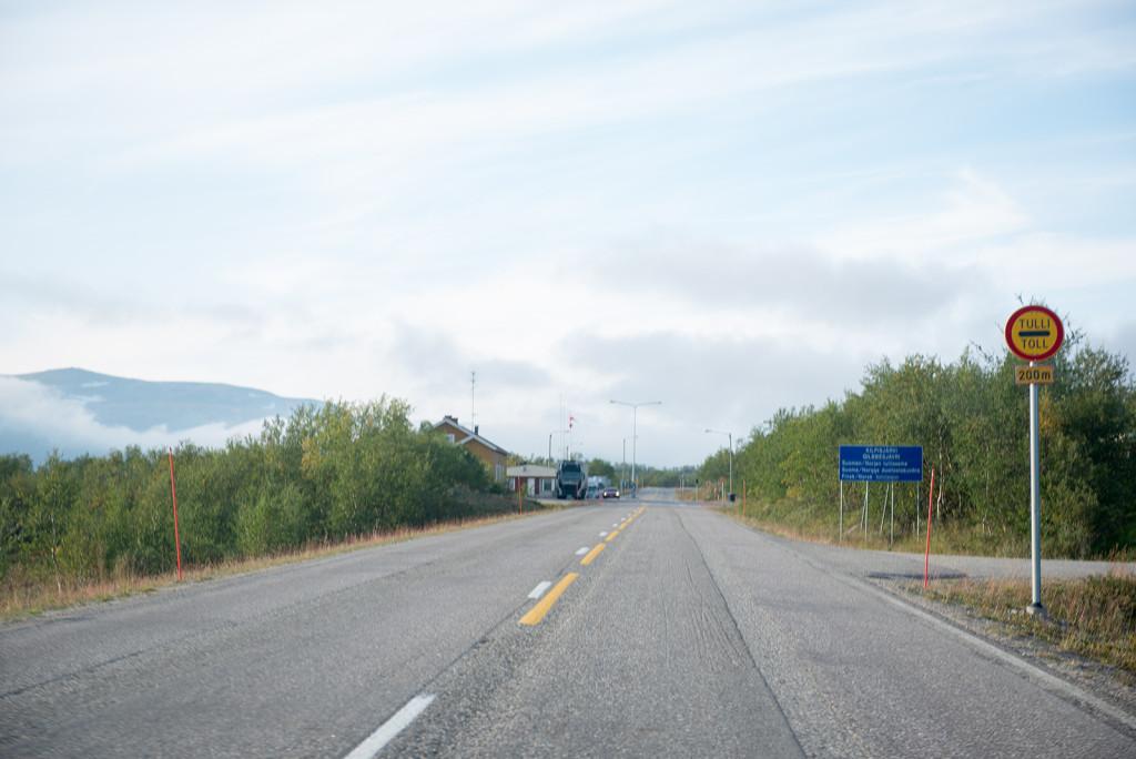 Finsko - norská hranice