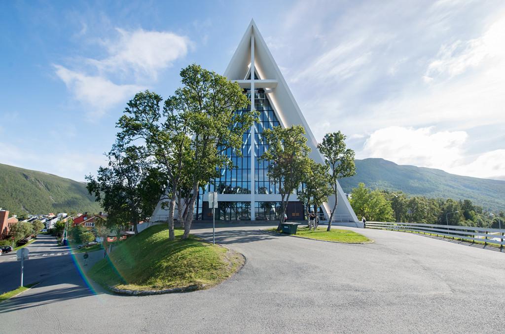 Tromsdalen kirke Tromsø