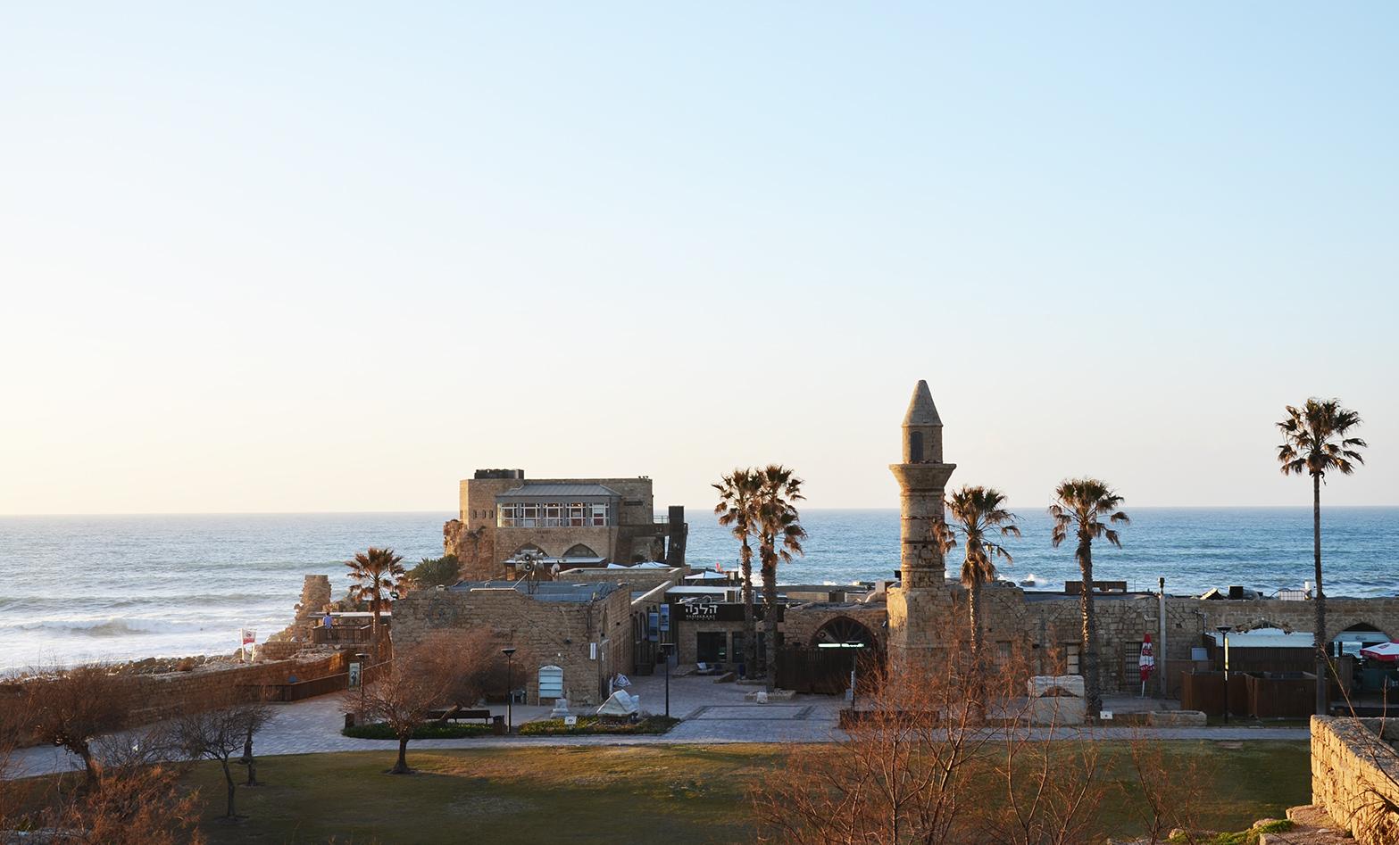 Caesarea, Izrael