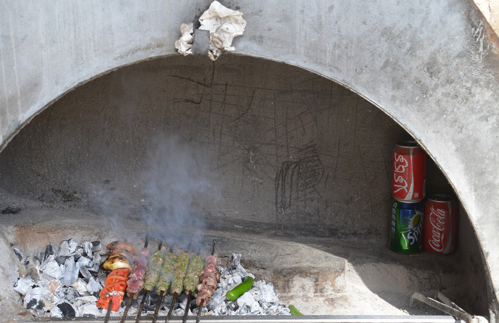 Dali byste si kebab?, Betlém, Západní Břeh