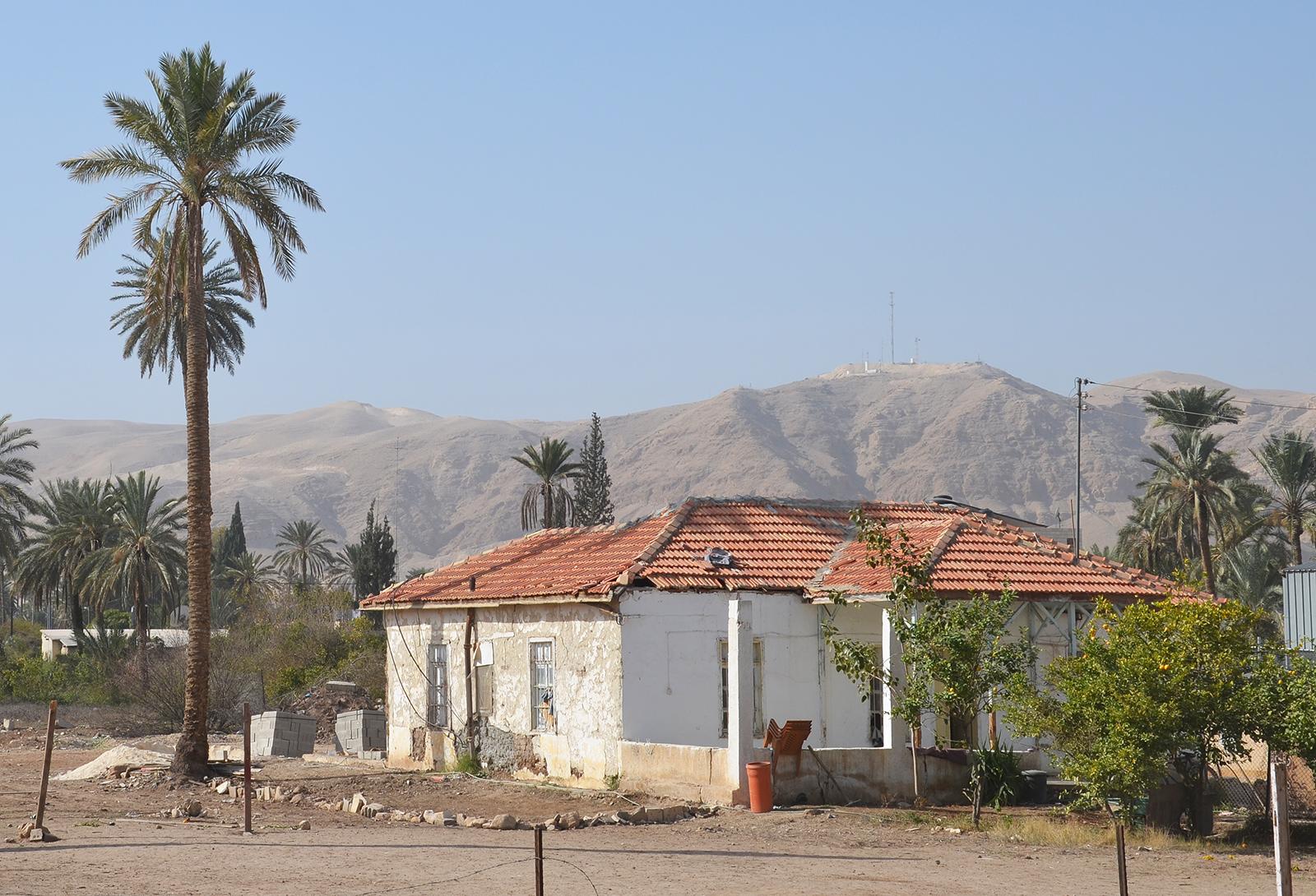 charismatický South Fork na blízkovýchodní způsob, Jericho, Západní Břeh