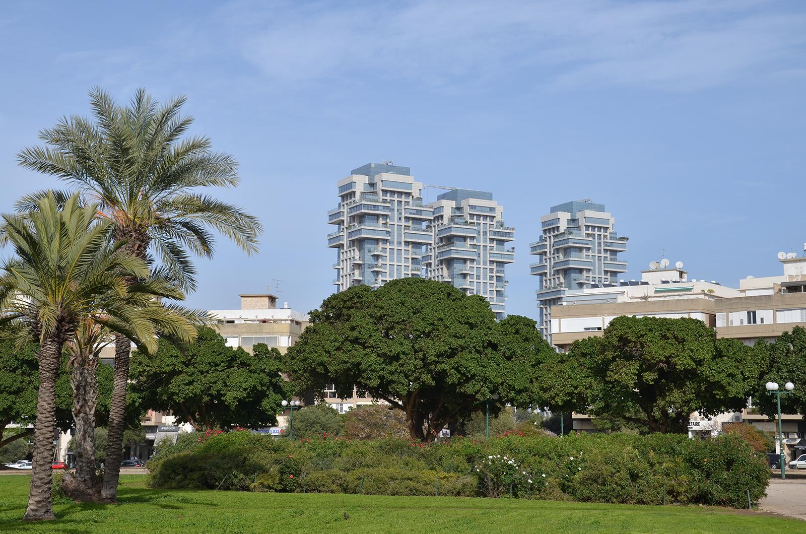 kikar ha medina, Tel-Aviv, Izrael