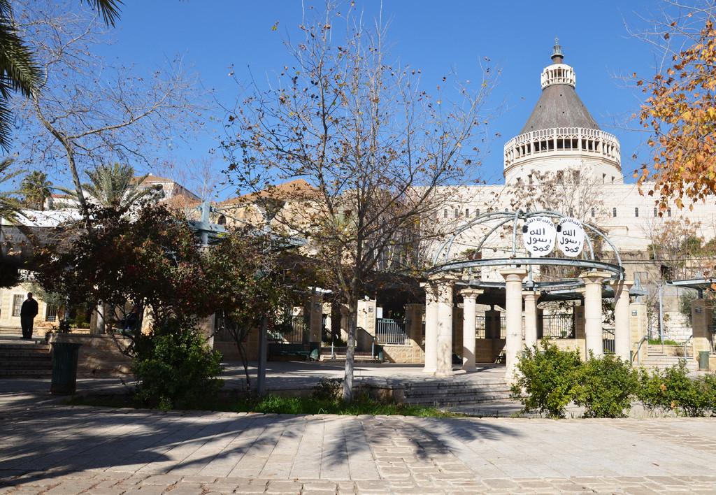 Bazilika zvěstování, Nazaret, Izrael
