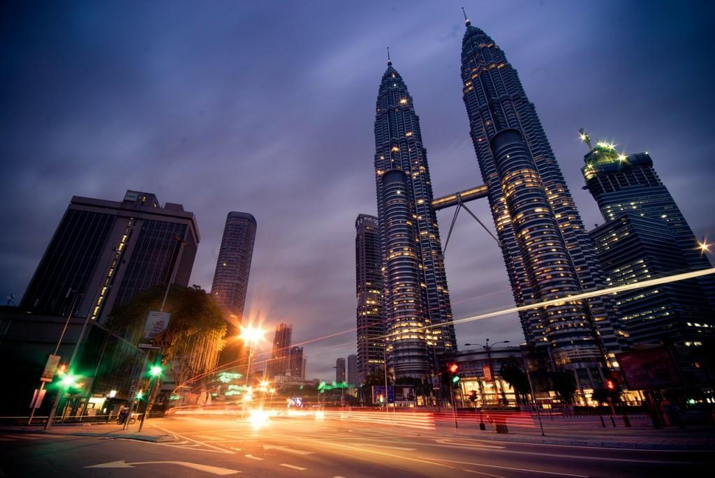 Akcni letenky Kuala Lumpur