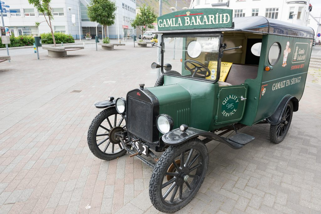 ford-model-t-isafjordur-iceland