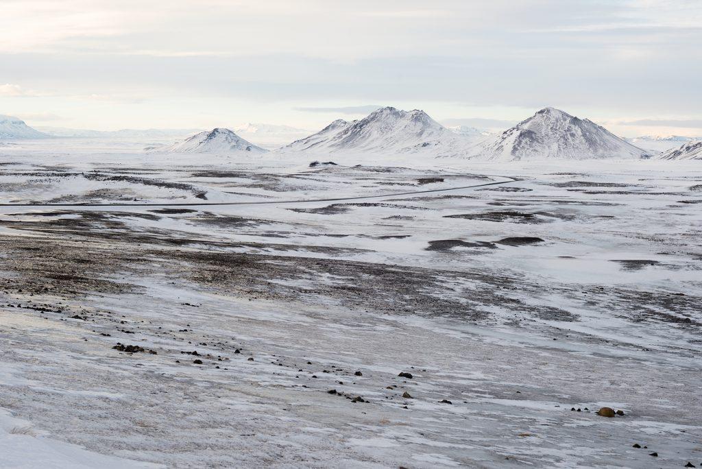 icelandic highways notheast