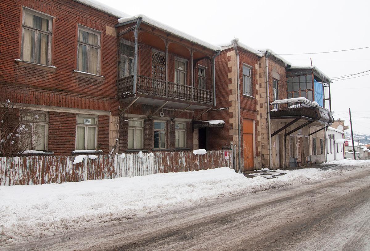 domy v Kutaisi