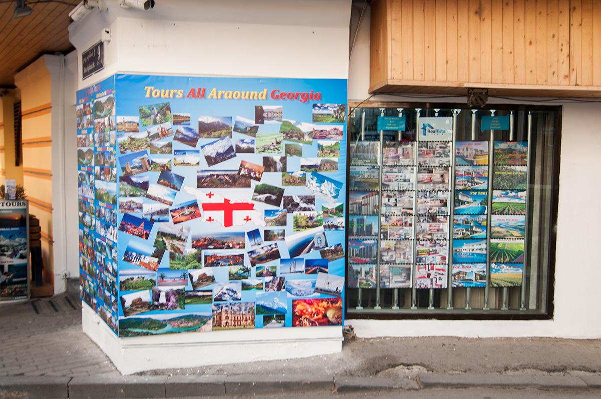 Jednodenní výlety z Tbilisi