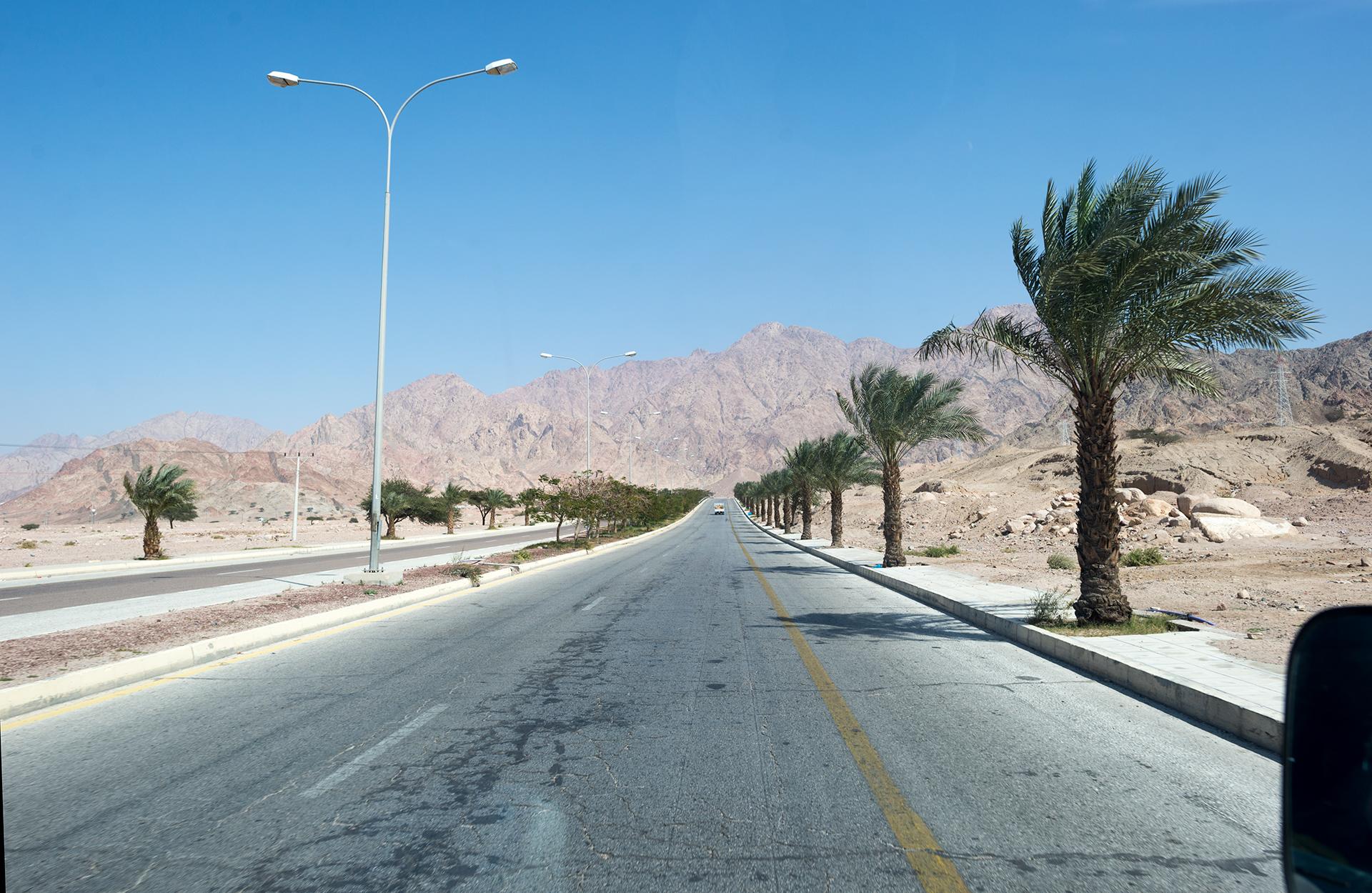 Aqaba highway