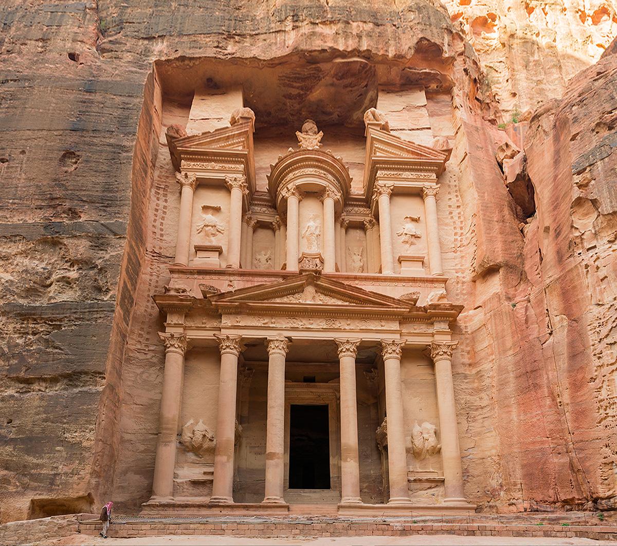 Jordánská Petra a jiná blízkovýchodní dobrodružství