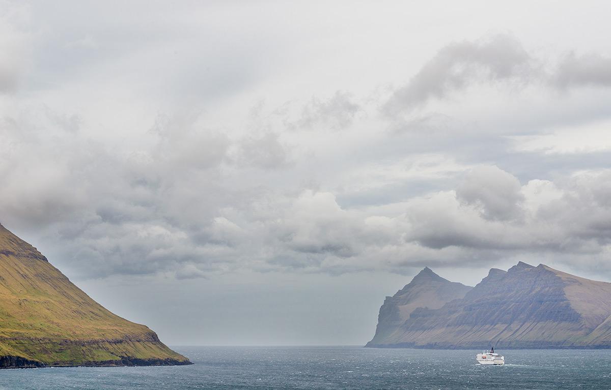 Good bye Faroe islands