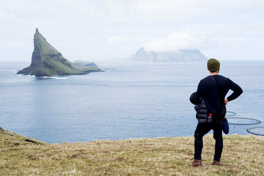 Tindhólmur island