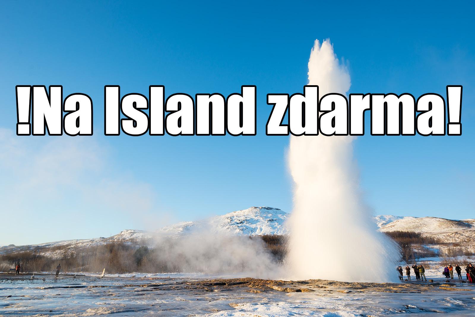 Island (skoro) zdarma – jde to!